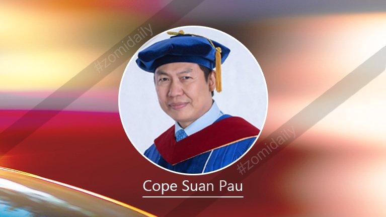 Korea Gam le Mi te: Zomi khat ii muhna pan (1) ~ Cope Suan Pau