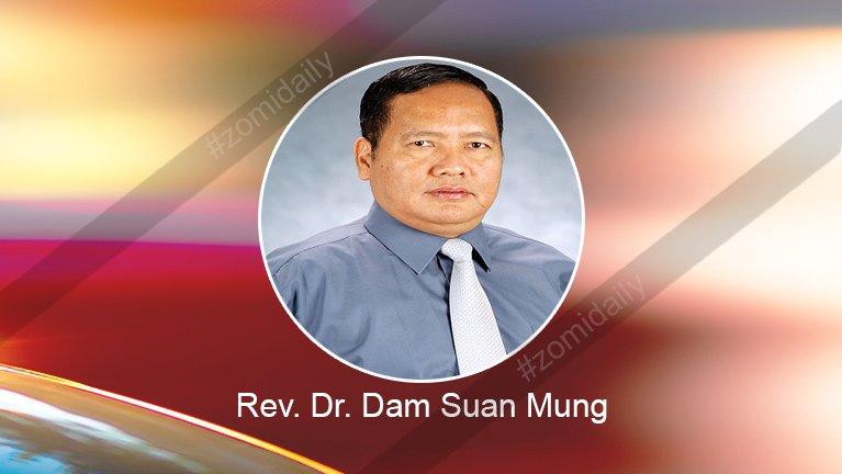 Hong lawngkha Rev Dam Suan Mung Hunzatna