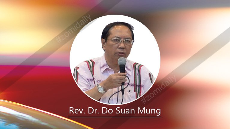 Asia tualsuak upna (Asian Theology) ~ Dr. Do Suan Mung