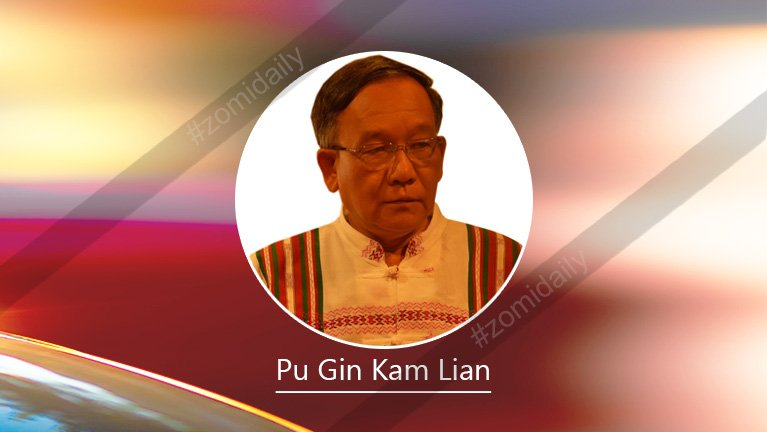 Pu Gin Kam Lian ~ Census vai leh Politics vai theihhuai tuamtuam