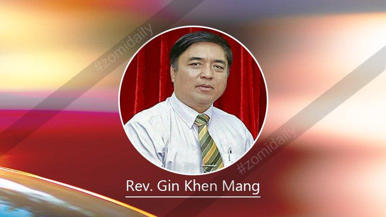 Pate Ni ~ Rev. Gin Khen Mang