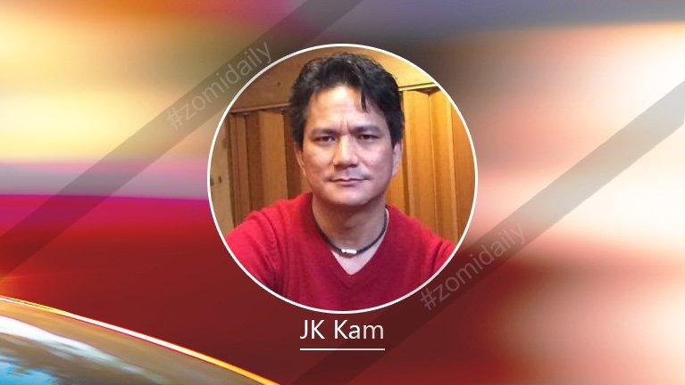 In God We Live ~ JK Kam