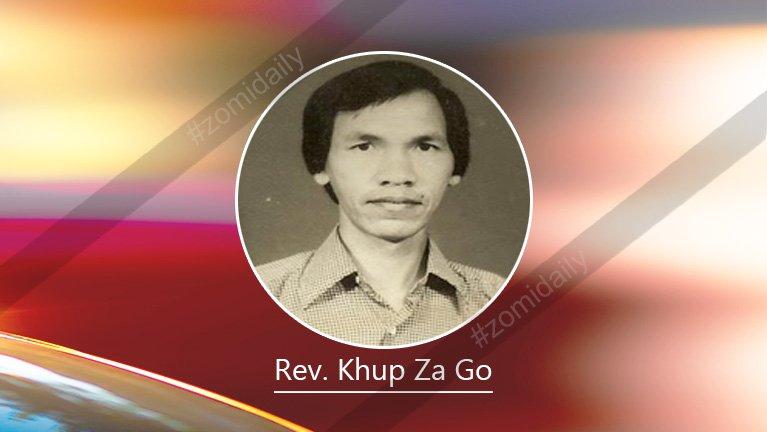 Gamdang zinna: Kawlgam paina ~ Rev. Khup Za Go
