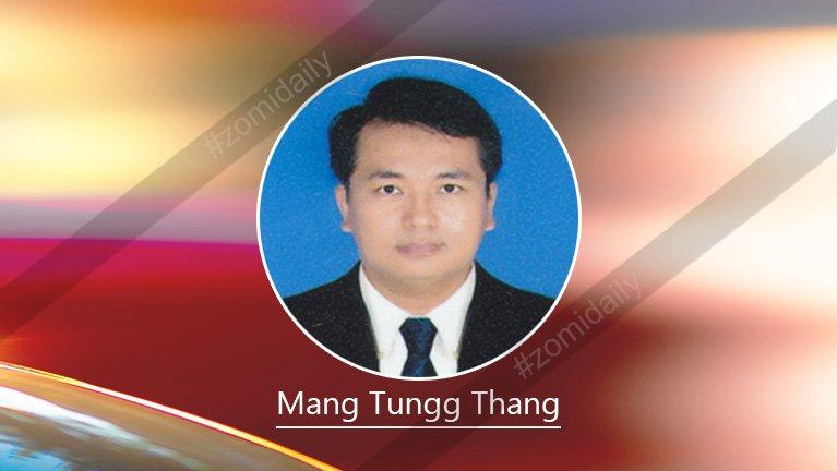 Jacob' Thupha Ngah Zia ~ Tungg Thang