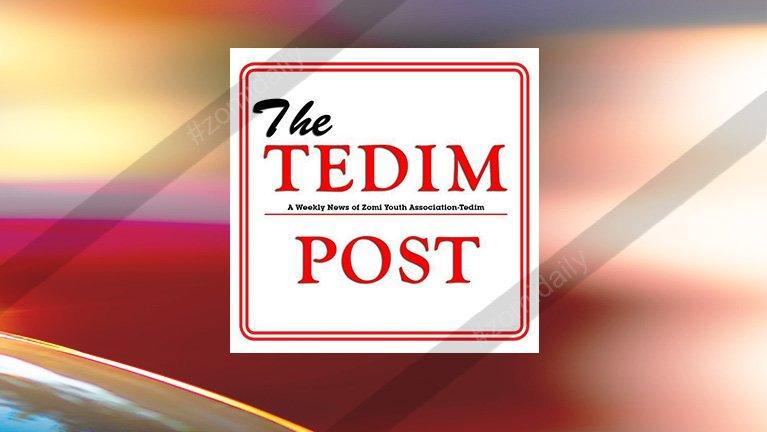 Tedim Technological High School in manawt zel