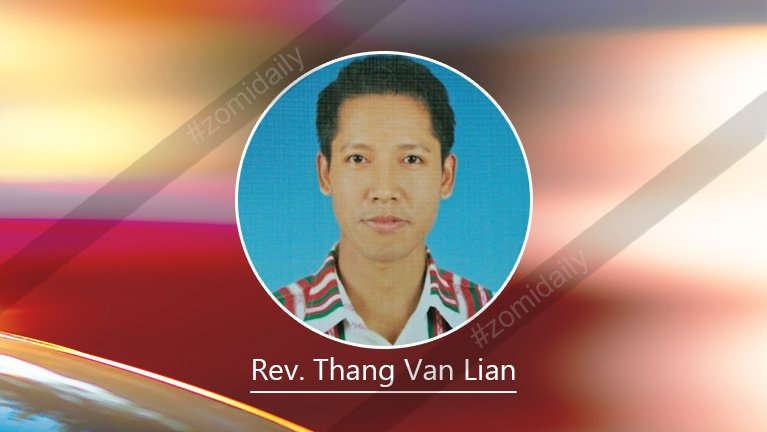 Kawlpi hong hawh ve ~ Rev. Thang Van Lian
