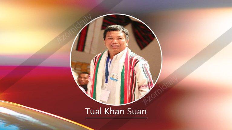 Zomi cih minam ommah ei ~ Tual Khan Suan