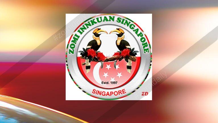Singapore ah Zomi Khuado Kibawl Ding ~ Hau Za Cin