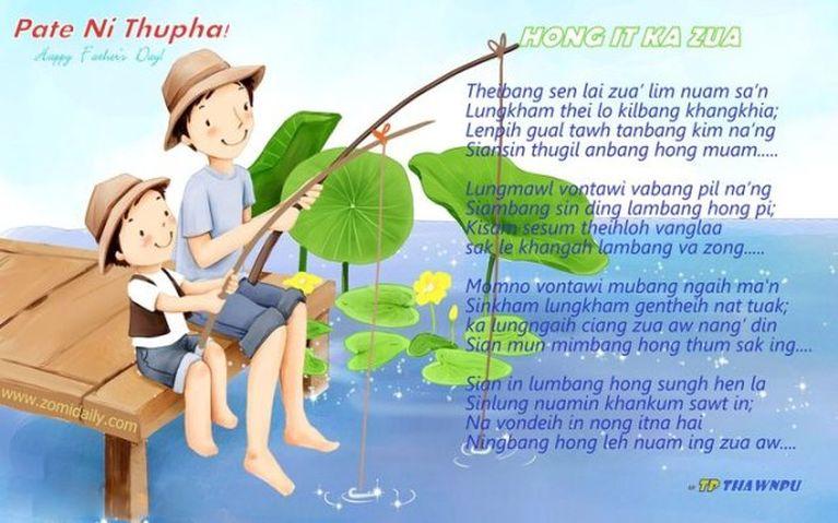 Hong It Ka Zua ~ Thawnpu
