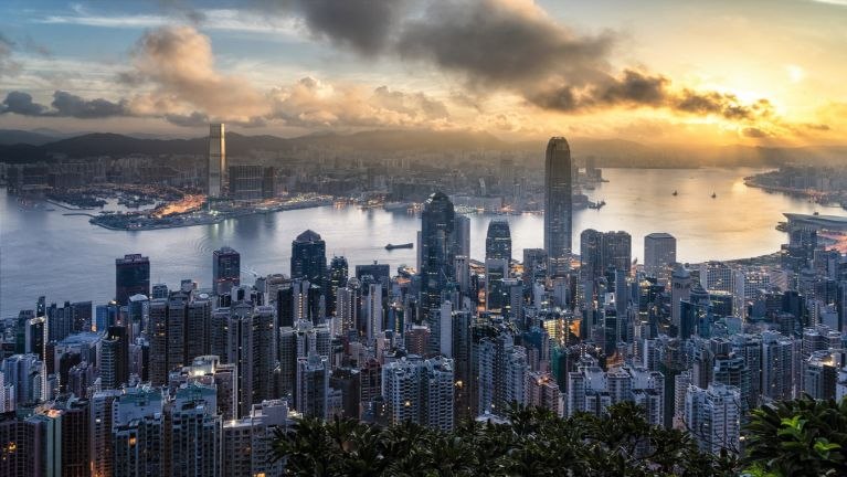 Kong a neilo Hong Kong – 1 ~ Hau Za Cin