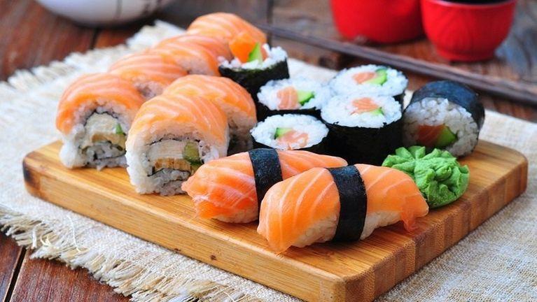 Sushi Hual – 2 ~ Hau Za Cin