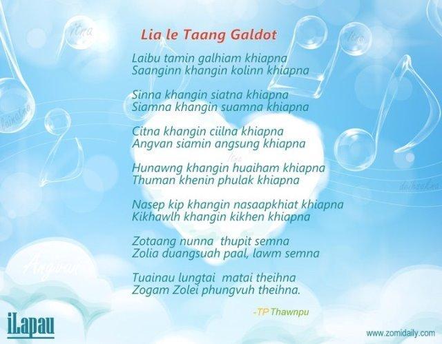 Lia le Taang Galdot ~ Thawnpu