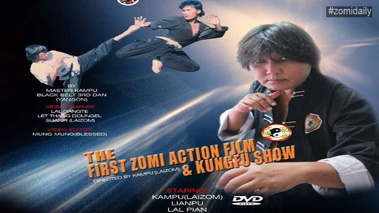 Interview: Kampu Laizom ~ Video Cameraman & Kungfu Film Star