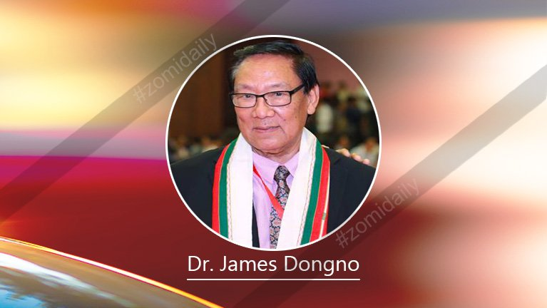 Biography of Dr. James Suan Za Dong (Dr. Dongno)