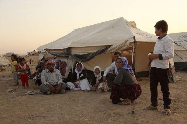 Australia gamte'n Syria leh Iraq pan Refugee 4400 lading