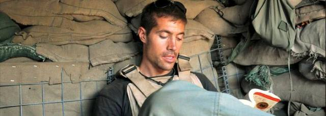 The Last Letter of James Foley