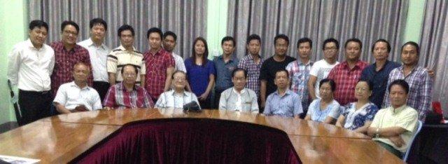 Zomi Youth Association Yangon ki phutta