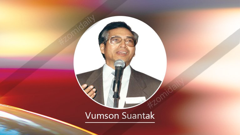 Biography of Dr. Vumson Suantak