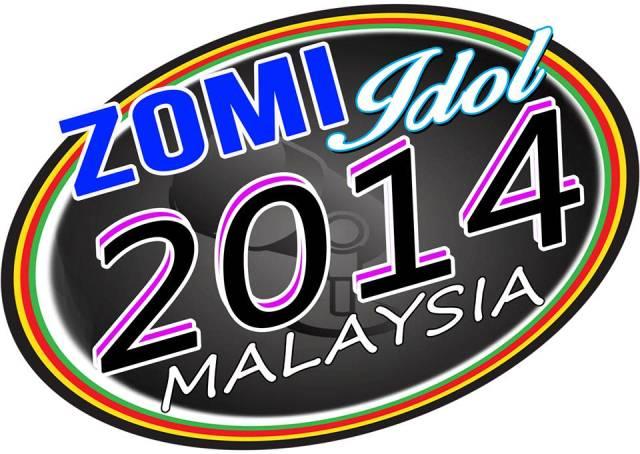 Zomi Idol Malaysia 2014 aki helding teng