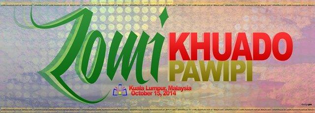 Zomi Ngeina Khuado Malaysia thuthang azom #2