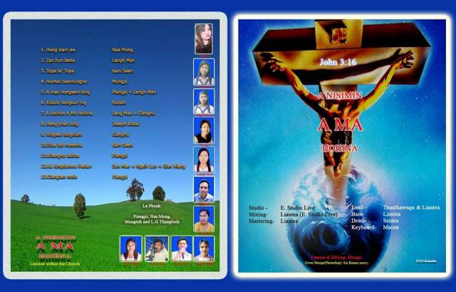 "Zomi Lakhui thak DVD – Pasian' minphatna Late ""A nisim in, Ama' hoihna"" Taangkona"