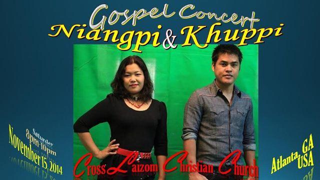 Gospel Concert omding (Khuppi & Niangpi)