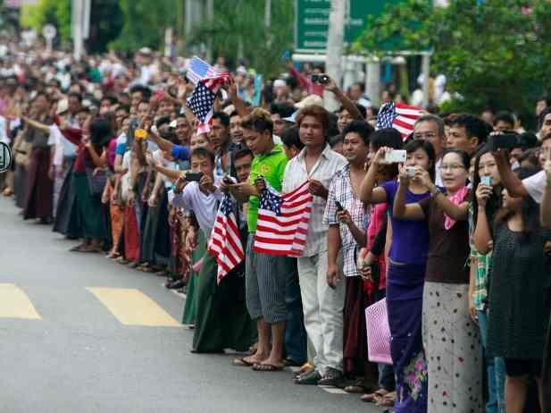 President Obama Kawlgam hawhkikding