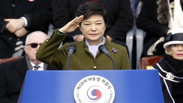 South Korean President Kawlgam hawhding
