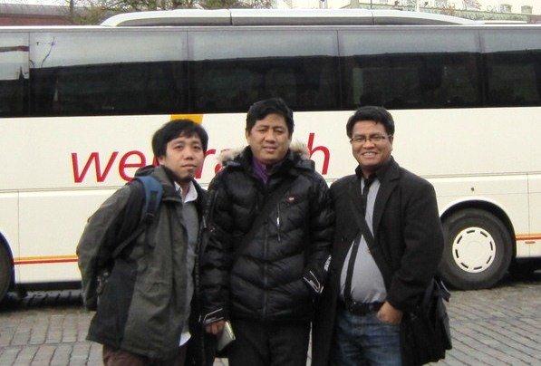 Rev. Suan Khan Lian @ Sia Lianpi Hamburg, Germany ah