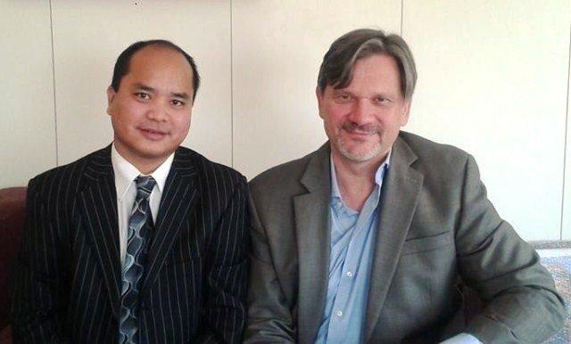 Nehginpao Kipgen conferred PhD degree