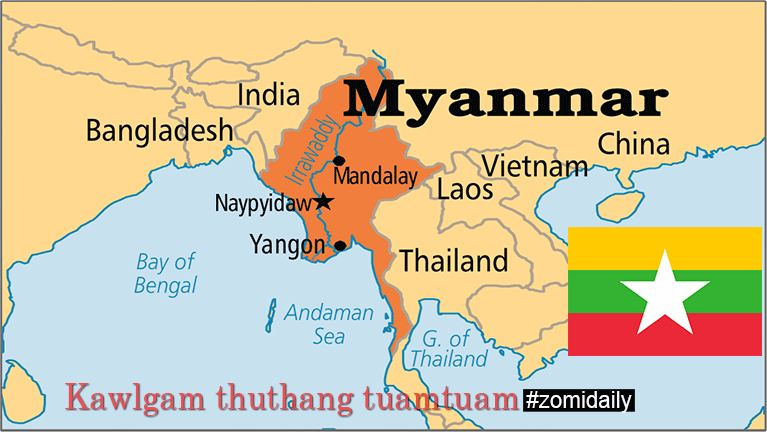 Driving License in Myanmar (Burma)