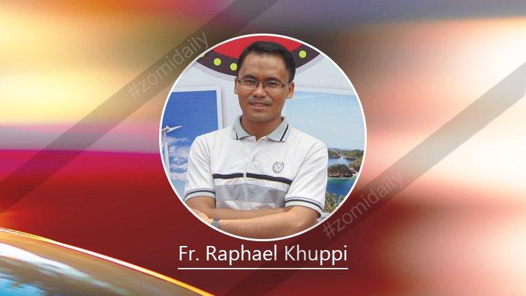 Tuhun Media leh Pawlpi honghilhna ~ Fr. Khuppi