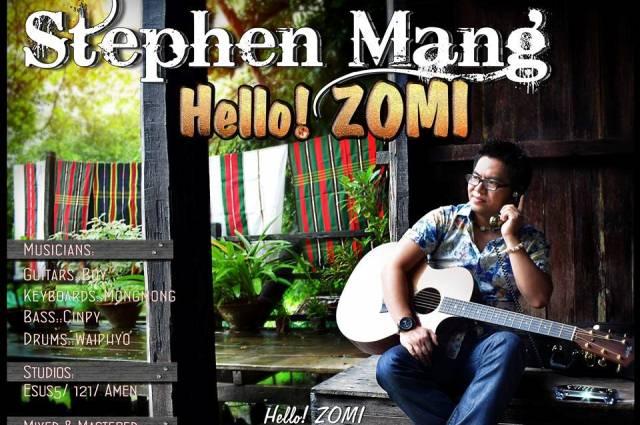 Hello! Zomi Album leh ngimna ~ Stephen Mang