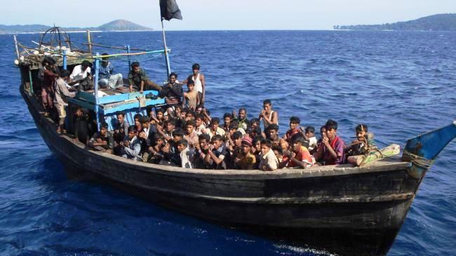 Kawlgam kumpi in Rohingya te hawlkhiatsawm