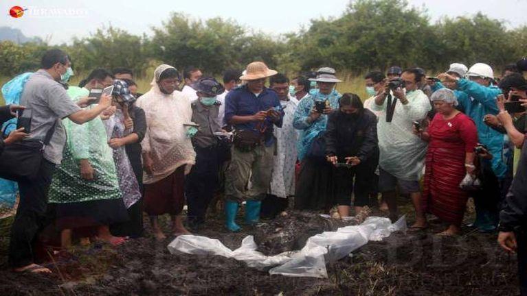 Kawl galkapte in Ko Pa Gyi thahna hangin media nasemte lungkimlo