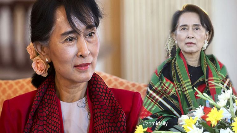 Aung San Suu Kyi China ah