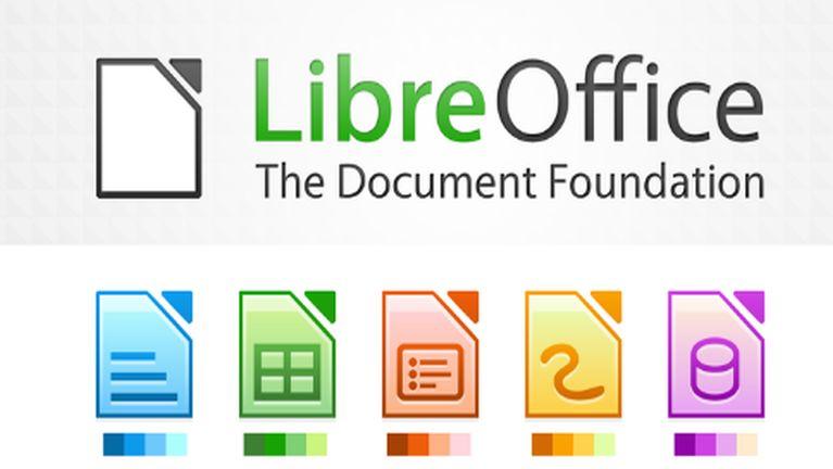 Microsoft Office tangdingin aki zangthei LibreOffice