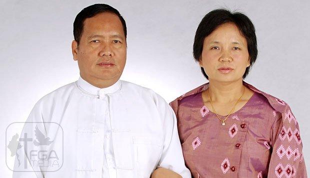 Pastor Mung Tawng te nupa Australia ah zinding