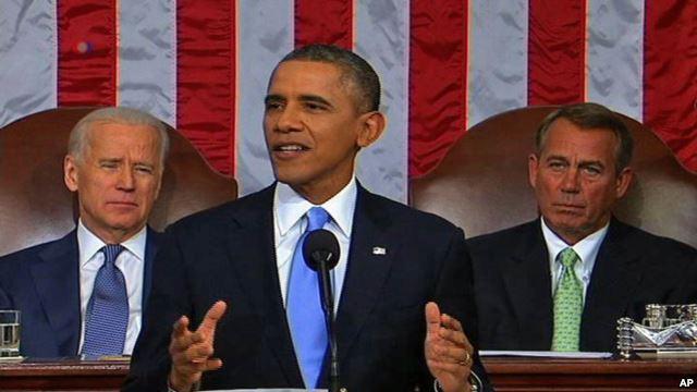 American Kumpi Barack Obama i (sixth state of the union address) gam ading thugenna