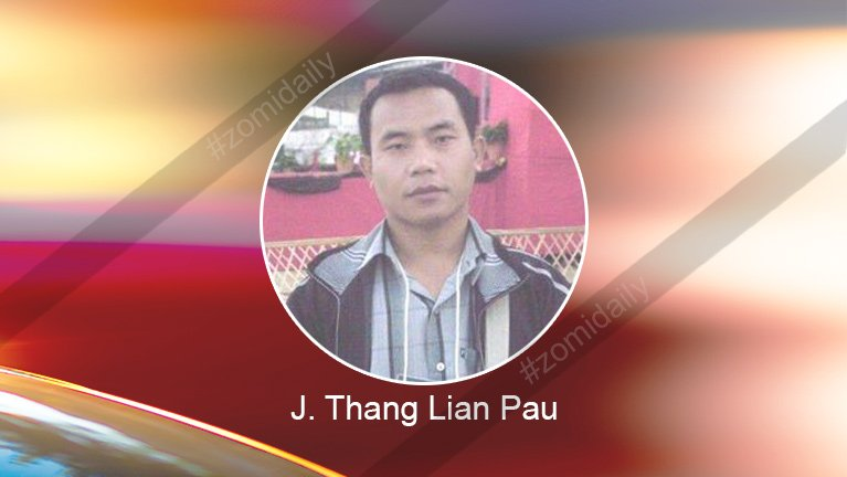 Zomi Nam Lapi bang hi ding? ~ J. Thang Lian Pau
