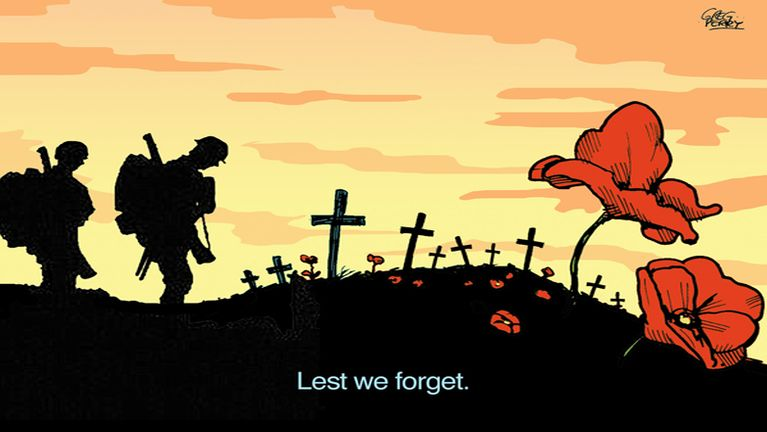 Remembrance Day (Lest we forget) – Phawkden ni (Manghilh kha leng)