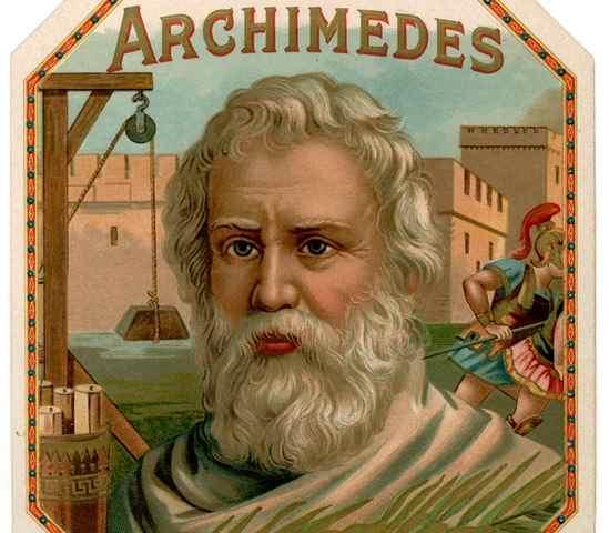 Greek mipil Archimedes