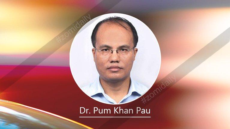 Nuntakna Ciktui: Zomite hamphatna leh thupha naak ~ Dr. Pum Khan Pau
