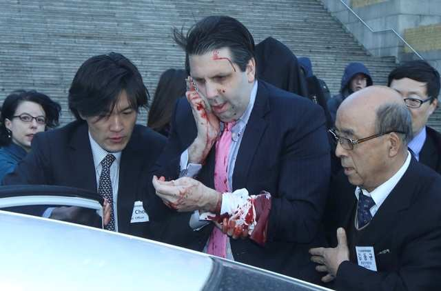 South Korea aom US Ambassador pa tempan tawh at thuak