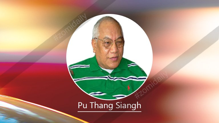 Vantehna tuamtuam ~ Thang Siangh