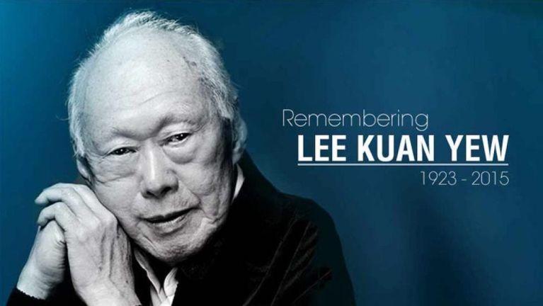 Lee Kuan Yew: Singapore phuanpa ~ Hau Za Cin