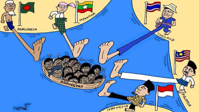 ZOMKA Kawlgam Thuthang:Rakhine buaina & thutuamtuam