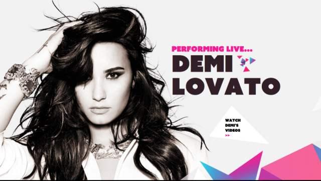Mexican Nungak melhoih Demi Lovato