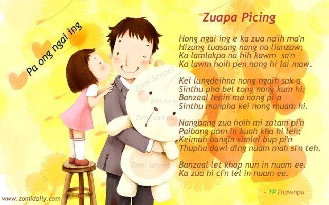 Zuapa Picing ~ Thawnpu