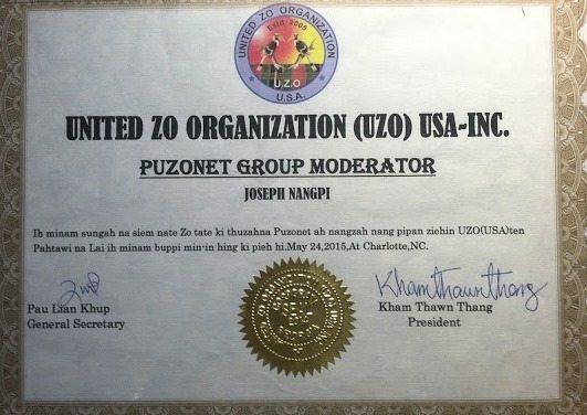 PUZONET in Award Nga.!